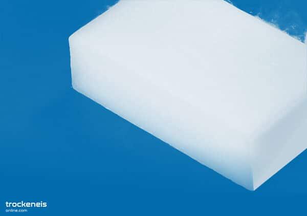 trockeneis-block